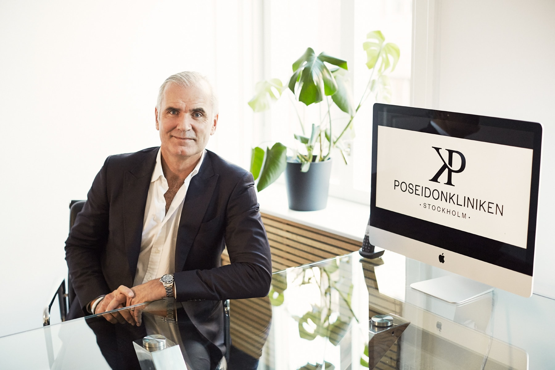Gustaf Bodin - Hårtransplantation   Poseidonkliniken Stockholm