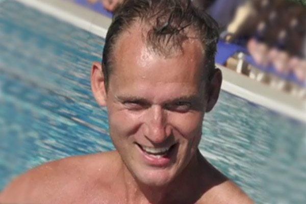 Modellen Jacob Sundberg för behandling